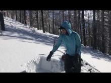 March 15, 2020: Hard slabs in Glacier Park