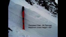 3/16/19 - Persistent Slab in Skiumah