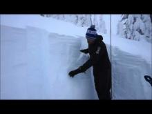 January 6, 2016 - Red Meadow, Whitefish Range Snowpack