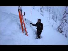 January 20, 2016 - Wind Slabs and Storm Slabs, Hash Mt./Lost Johnny, Swan Range