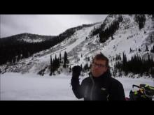 December 9, 2015 - Avalanche Warning, Red Meadow